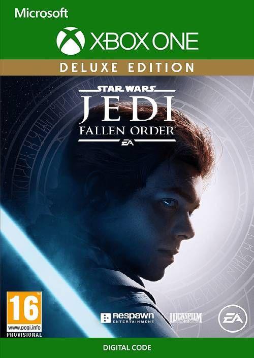 XBOX ONE: Star Wars Jedi: Fallen Order Deluxe Edition