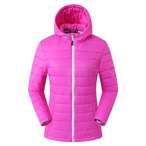 Chaqueta térmica rosa talla L producto plus