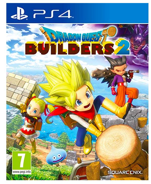 Dragon Quest: Builders 2 PS4 [Importación inglesa]