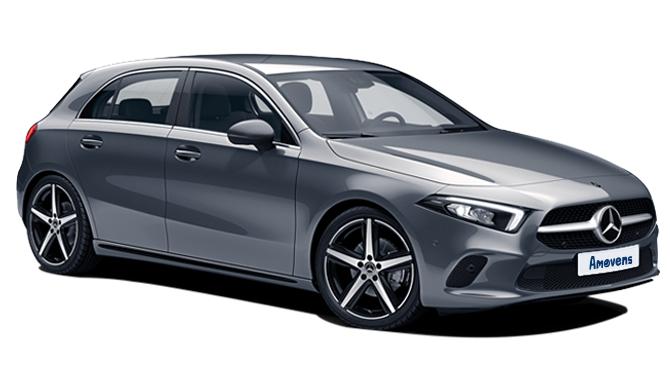 Renting Mercedes Clase A (Sin entrada y todo incluido)