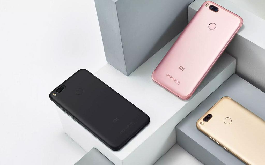 Xiaomi Mi A1 4/64GB Dorado desde España
