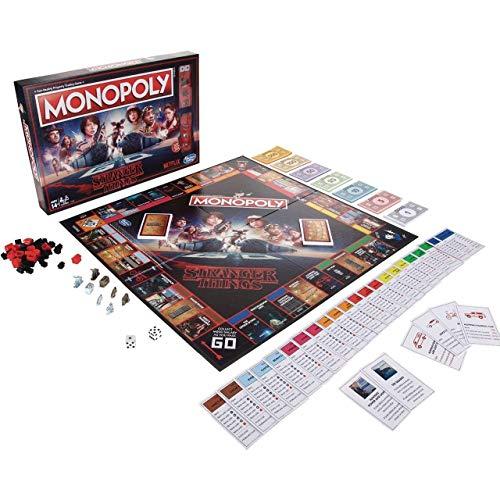 Monopoly - Stranger Things