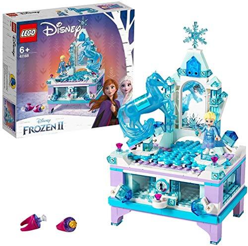 LEGO Disney Princess - Joyero Creativo de Elsa, Set