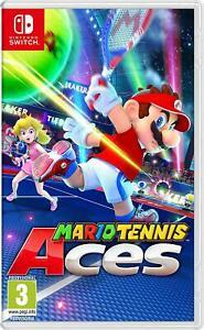 Mario tennis Aces para Switch