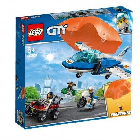 Lego policia aérea en juguettos