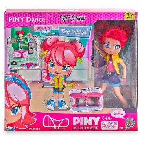 Pinypon Piny Dance