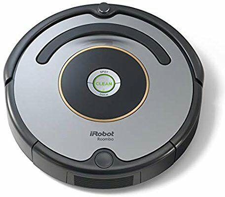 iRobot Roomba 615 - Robot aspirador para suelos duros y alfombras (REACO, Muy bueno)