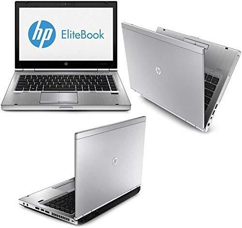 Hp Elitebook 8470p Reacondicionado. i5 (3ªgen), 8Gb RAM, 128Gb SSD, Windows 10 Home