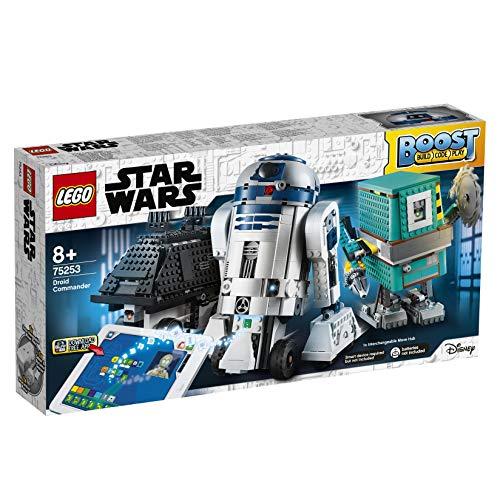 Star Wars Lego Boost con bluetooth y APP