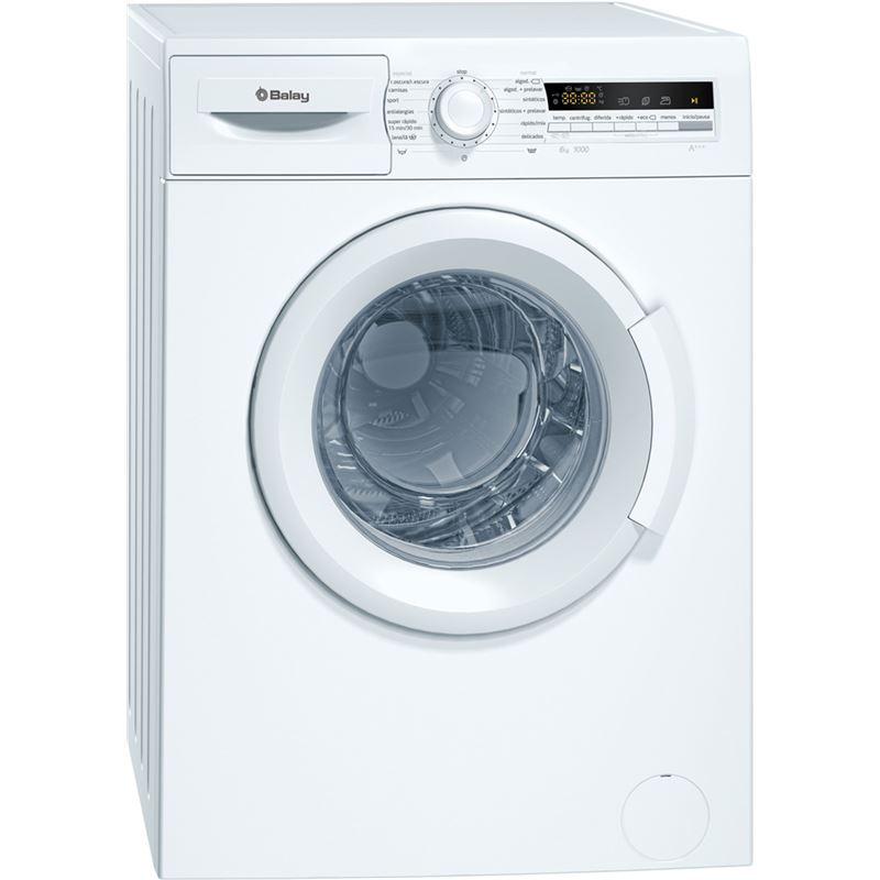 Balay lavadora carga frontal 3TS60107