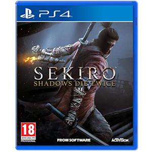 Sekiro Shadows Die Twice(PS4, Físico, AlCampo Burgos)