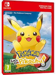 Pokemon: Let´s Go, Pikachu (Nintendo Switch, Físico, AlCampo Burgos)