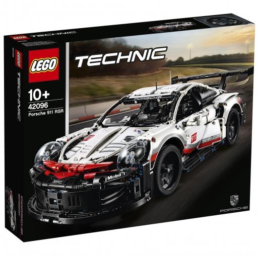 SOLO EN TIENDA - LEGO Technic - Porsche 911 RSR