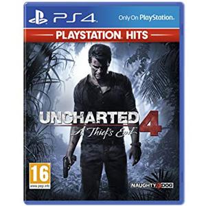 Uncharted 4, El Desenlace del Ladrón (Físico, PS4)