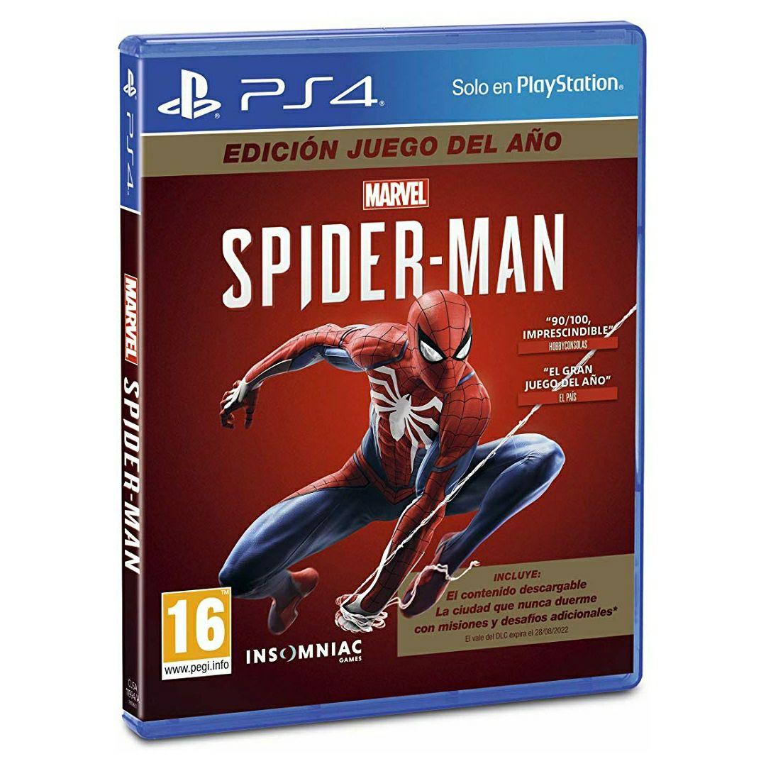Marvel's Spider-Man (GOTY) (PS4)