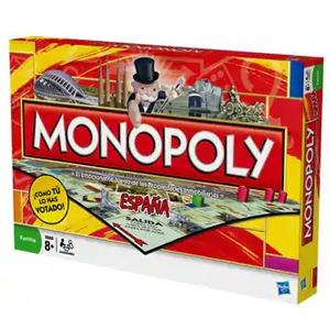 Juego de Mesa Monopoly Edición España (AlCampo Alcorcón)