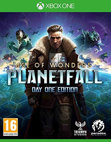 Age of Wonders Planetfall Xbox one a buen precio