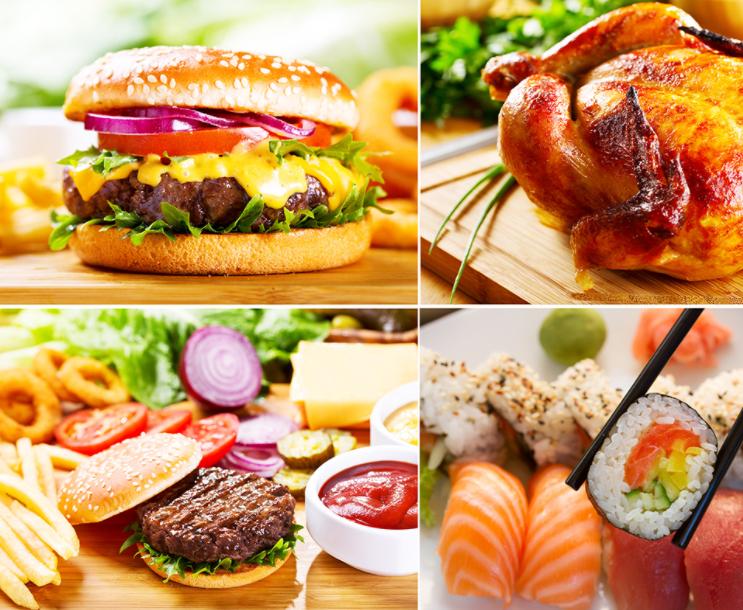 Recopilatorio ofertas en comida Enero