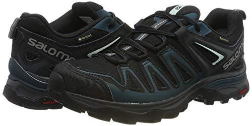 TALLA 37 1/3 - SALOMON X Ultra 3 Prime Gore-Tex W, Zapatillas de Senderismo para Mujer