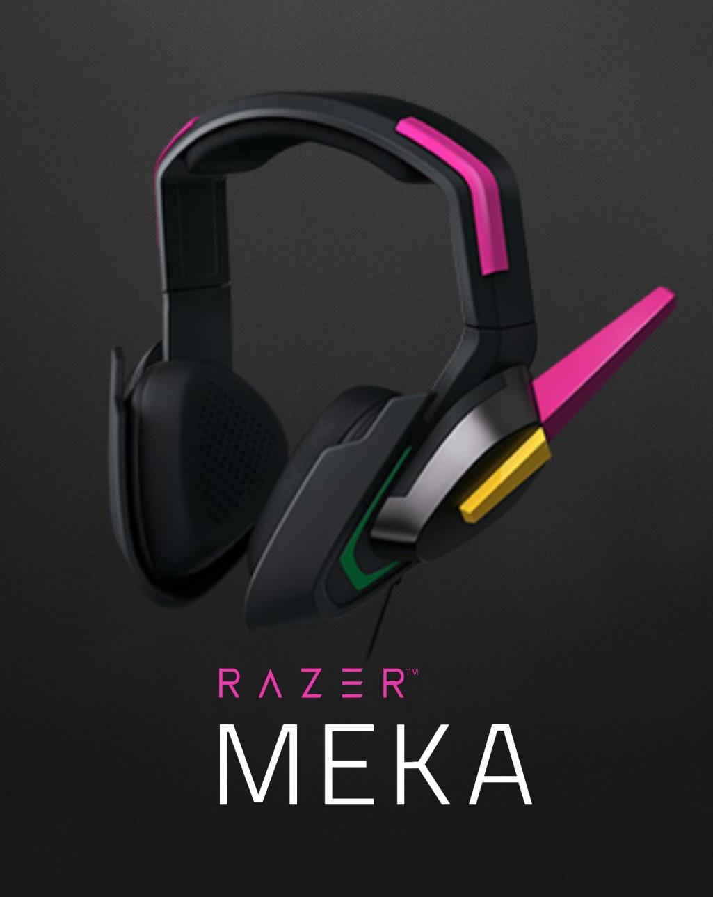 Razer Meka COMO NUEVO (Tu también eres un elfo)