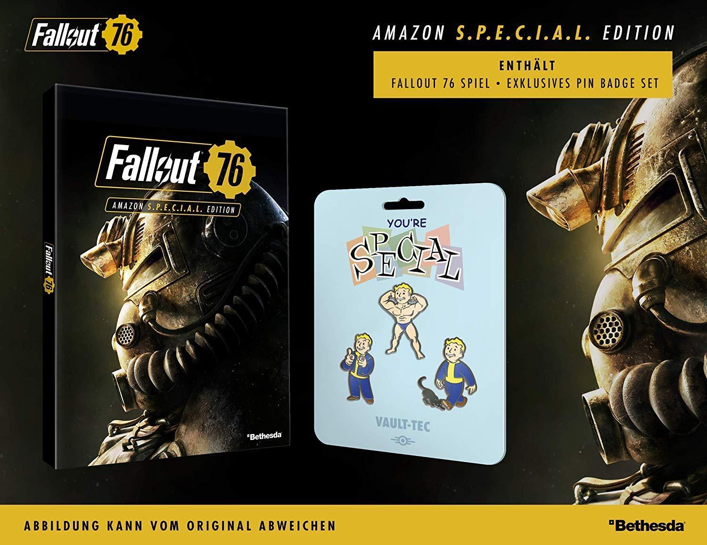 """Fallout 76: S.P.E.C.I.A.L. Edition PS4 Reaco """"muy bueno"""" Amazon"""