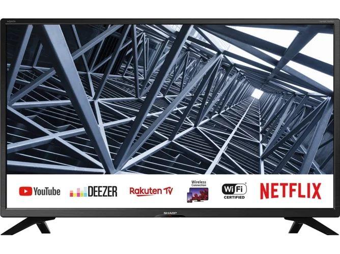 Smart tv 32 pulgadas Sharp, ahorro de IVA