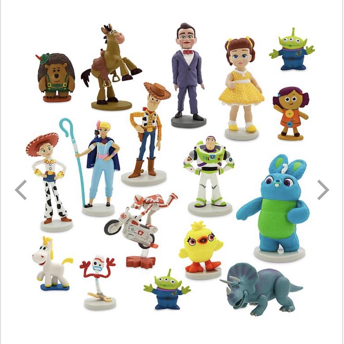 Megapack 19 figuras oficiales TOY STORY Disney