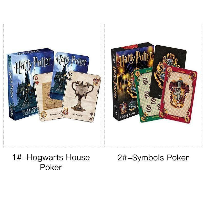 Cartas de póker de Harry Potter