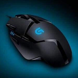 Ratón Gaming Logitech® G402 Hyperion Fury (AlCampo )