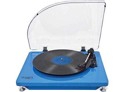 ION AUDIO iT51B Pure LP – Tocadiscos (USB) Reacondicionado