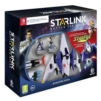 Juego Starlink Battle for Atlas Starter Pack Nintendo Switch