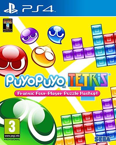 Puyo Puyo Tetris a 10€ en Amazon