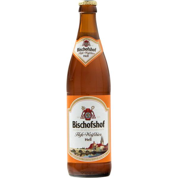 2x1 bischofshof hefe weissbier hell cerveza rubia50 cl en Hipercor.es