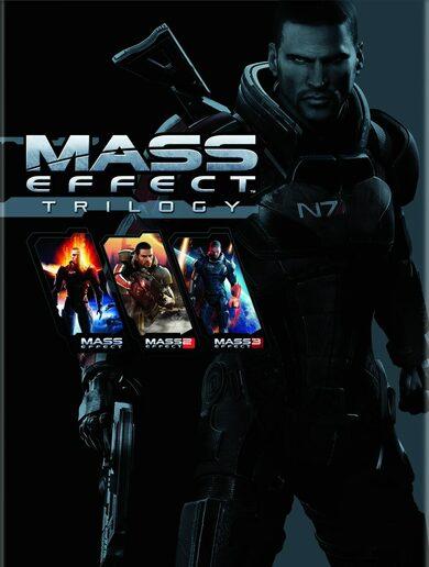 Mass Effect Trilogy Origin