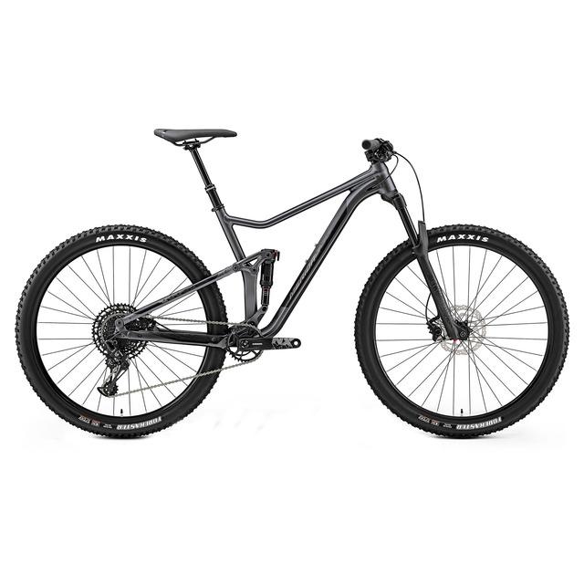 Bicicleta de montaña doble para los mas altos de la casa