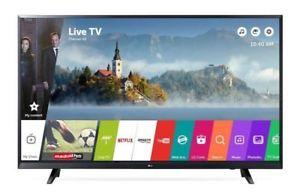 "TV 55"" LG 55UJ620V LED Ultra HD 4k SmartTV"