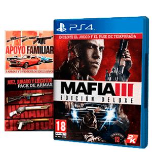 Mafia III Edición Deluxe PS4