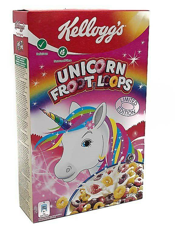 Cereales Unicorn Froot Loops (Primaprix Madrid)