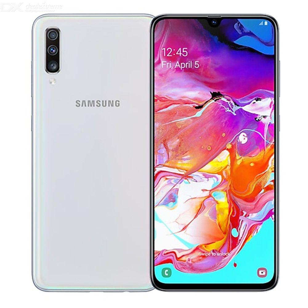 Samsung Galaxy A70. BLANCO