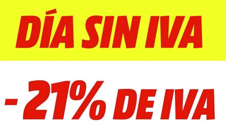 Media Markt Día Sin IVA 2020