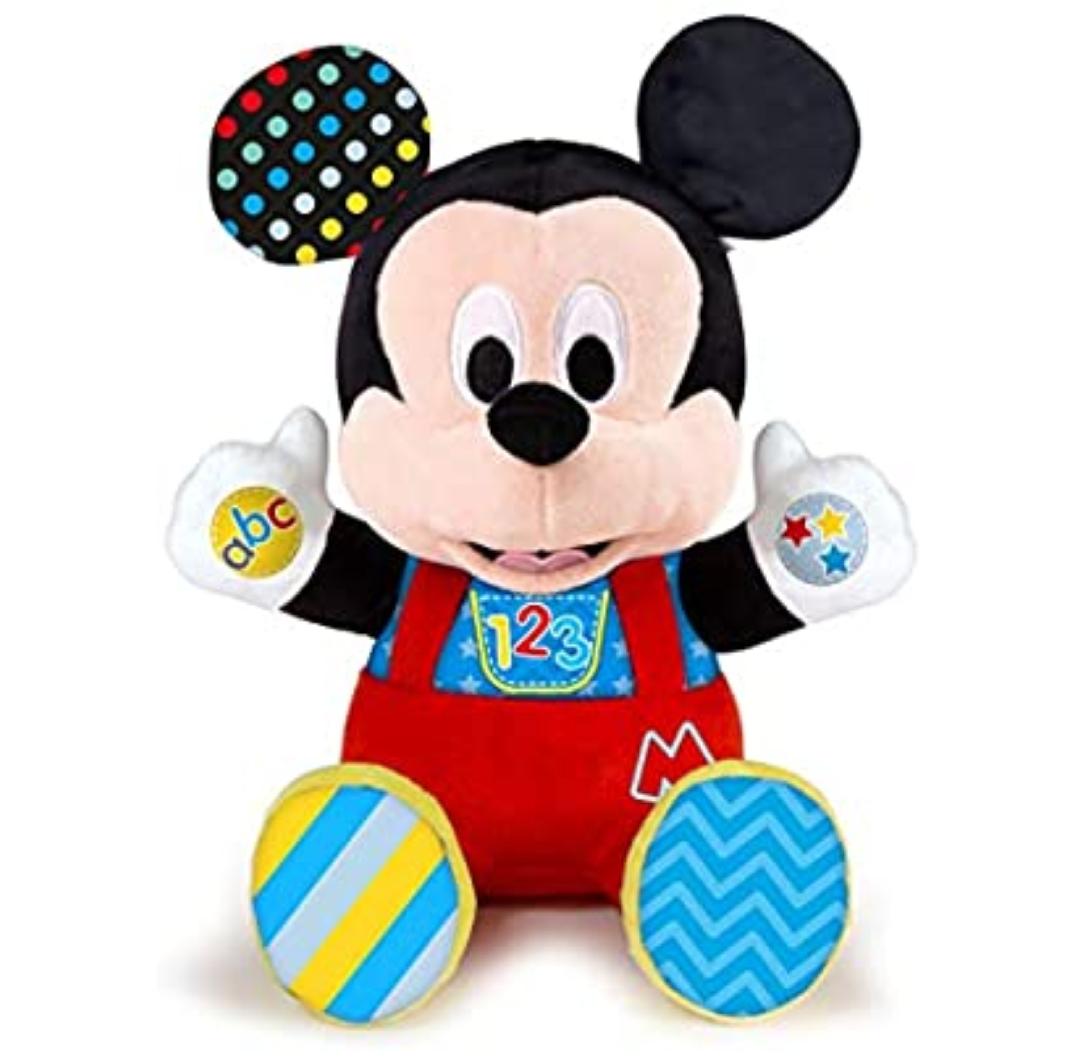 Disney baby Mickey, peluche parlante