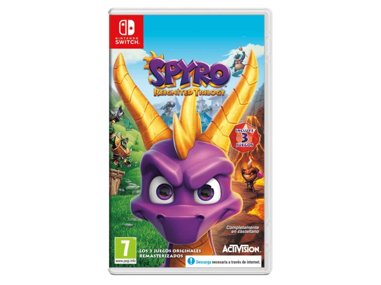 [Nintendo Switch] Spyro Reignited Trilogy