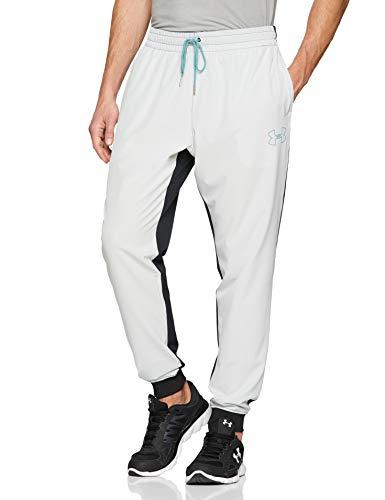 TALLAS L y XL - Under Armour Baseline Woven Jogger Pantalones, Hombre