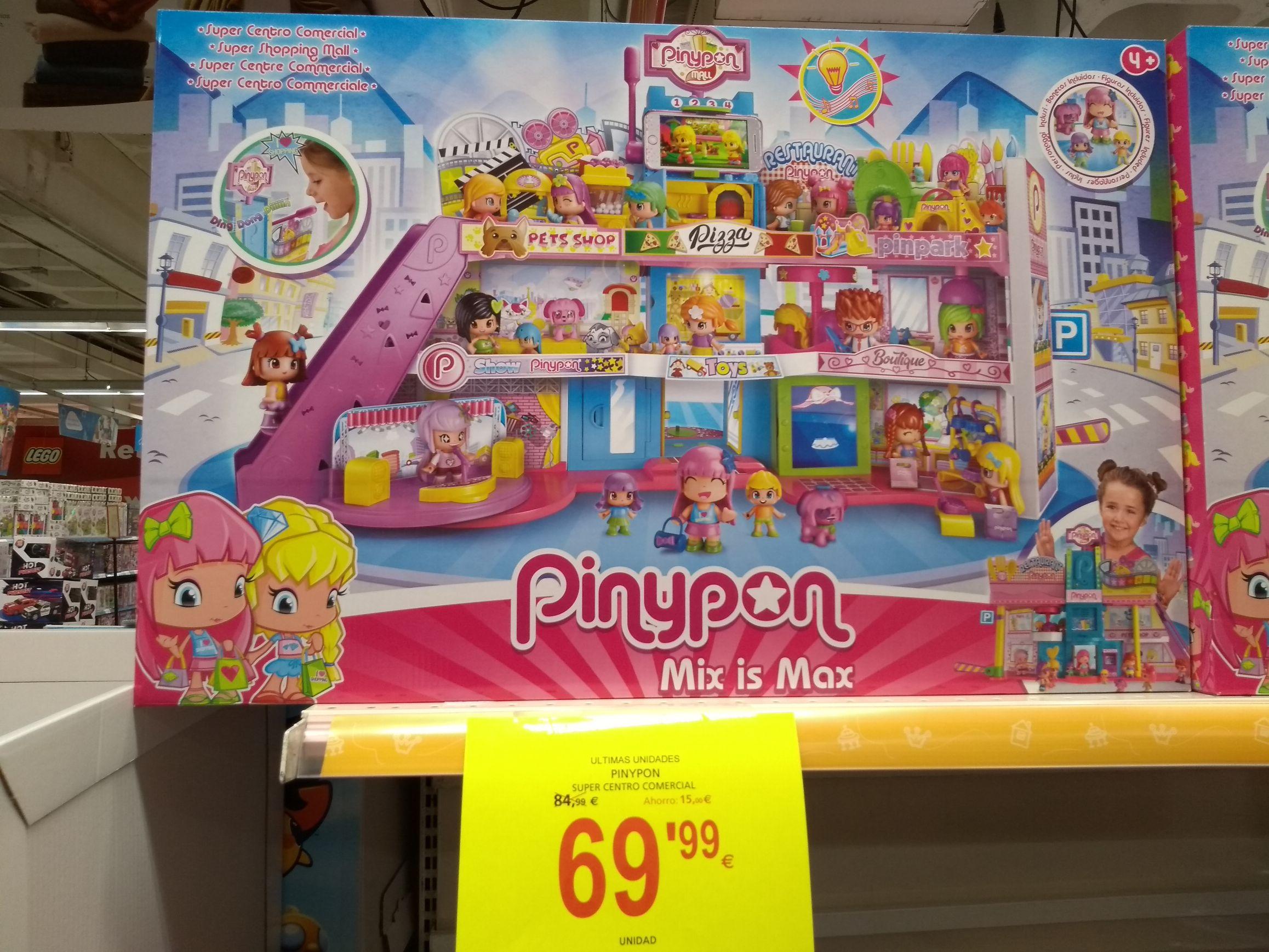 PIN Y PON Super Centro Comercial (Alcampo Vaguada)