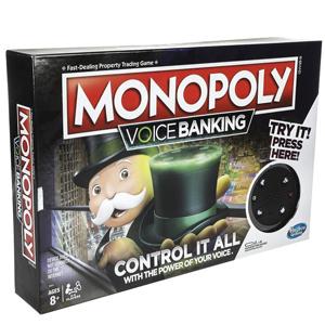 Juego de mesa Monopoly Voice Banking (AlCampo)