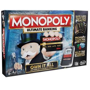 Monopoly Banco electrónico (AlCampo Majadahonda, Gijo, Sant Quirze)