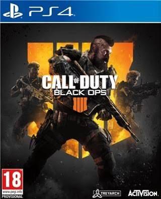 Call of Duty IIII Black Ops 4 (Rivas - Madrid)