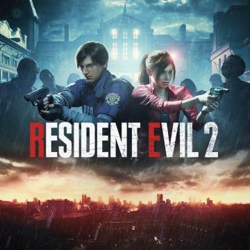 Resident Evil 2 Remake Store PS4