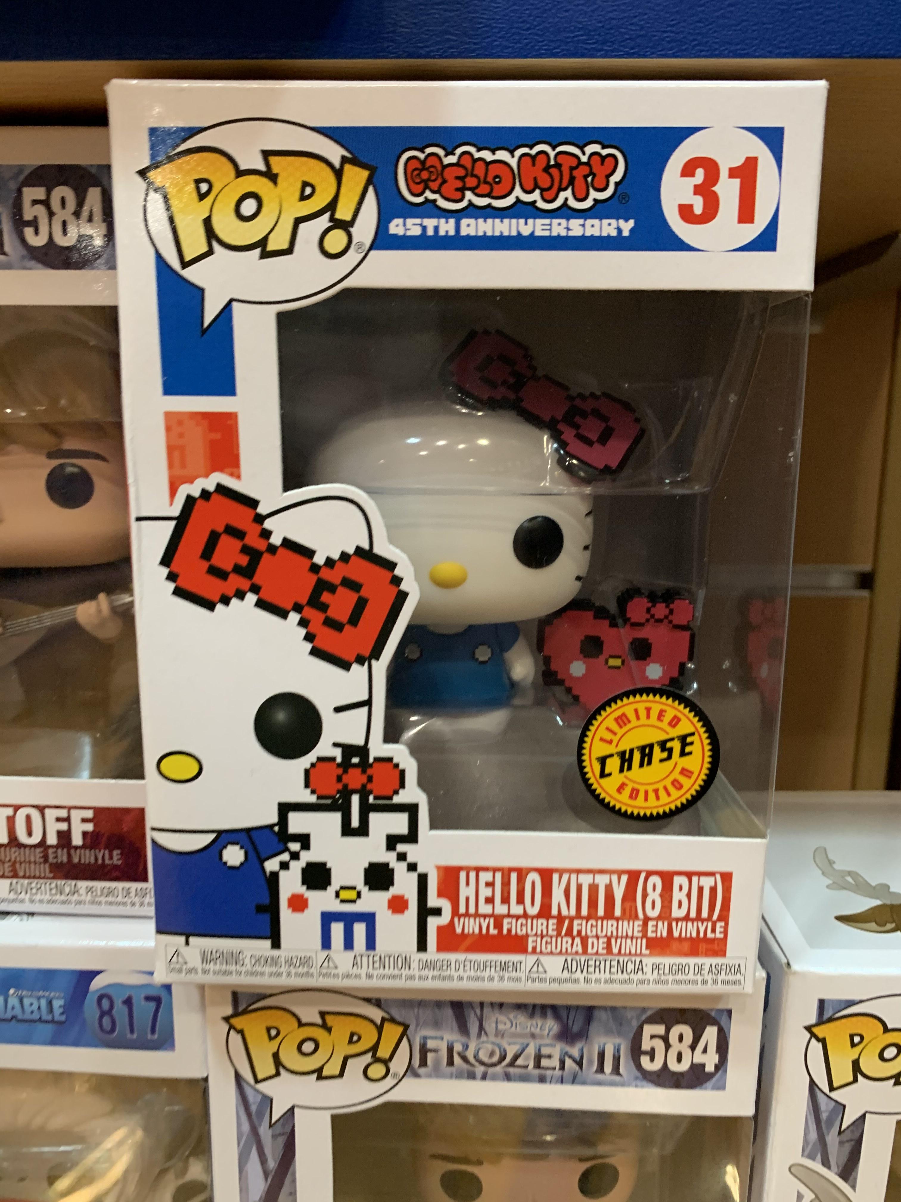 Hello Kitty CHASE edición limitada (Poly Thader, Murcia)