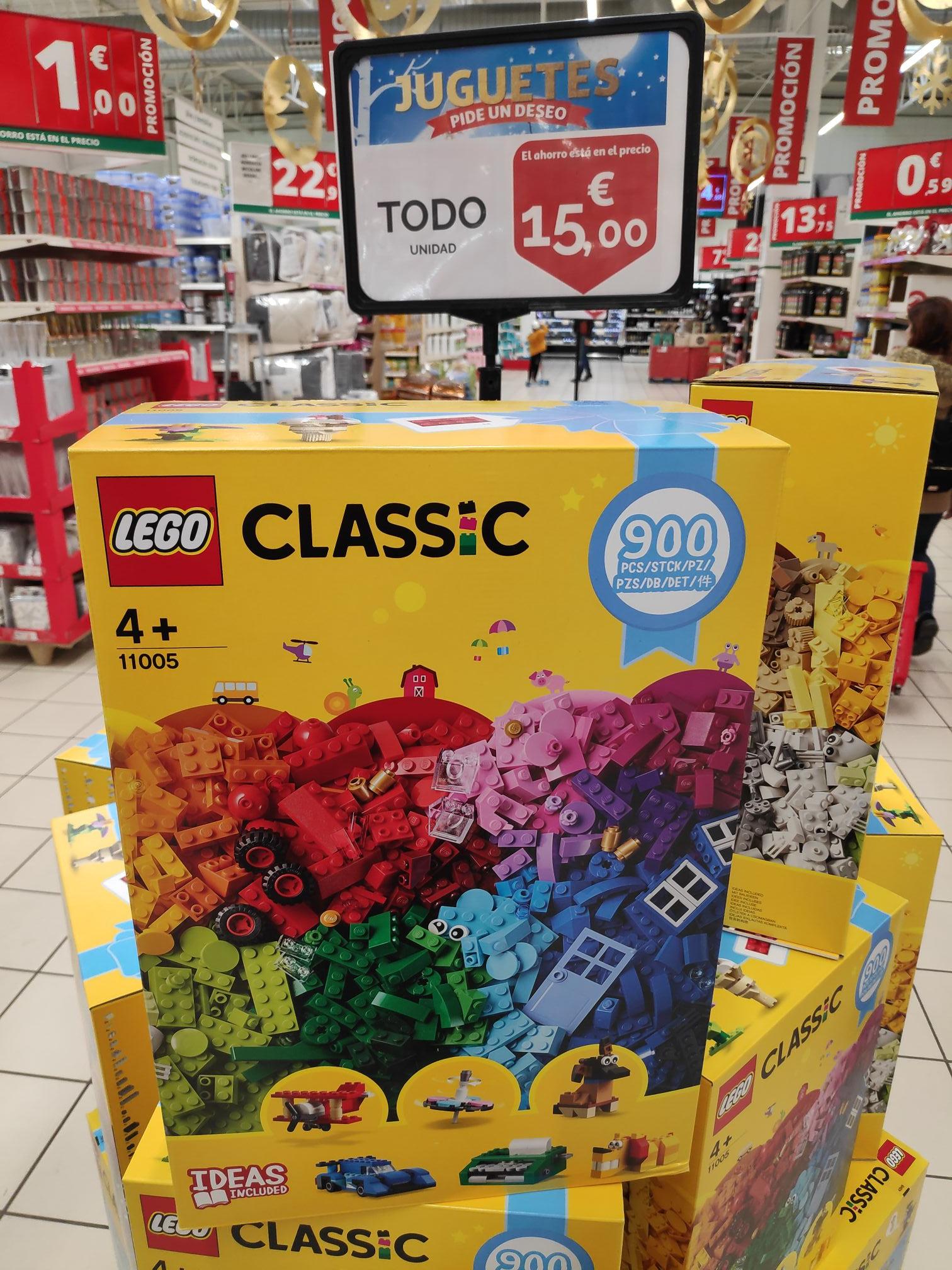 Lego Classic 11005 -900 piezas-